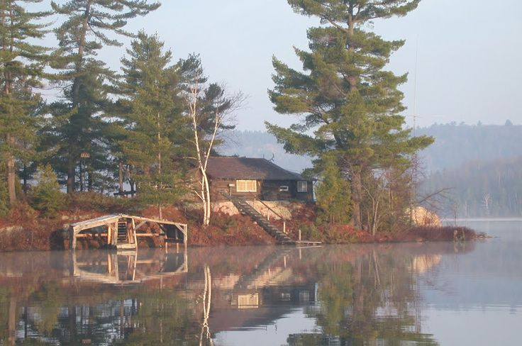 John Blue Island, Camp built circa 1937