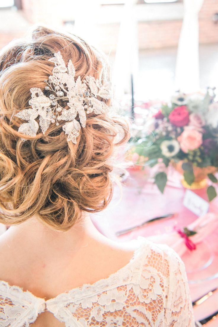Glam Bridal Headpiece
