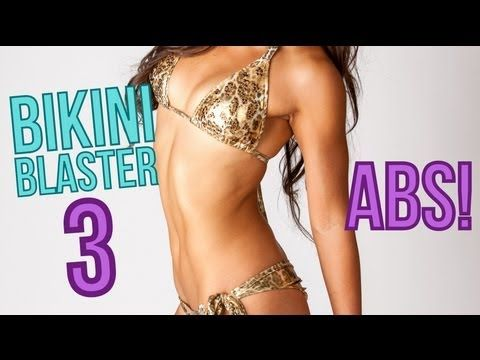 BIKINI BLASTER 3: Abs Abs Abs by Cassey Ho a Pilates & Group Exercise Instructor