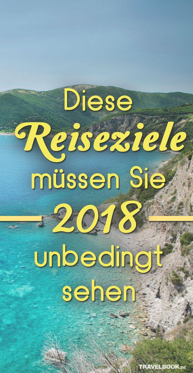 Wer 2018 eine oder sogar mehrere Reisen plant, sollte sich von dieser Liste inspirieren lassen. TRAVELBOOK hat die Trendziele des Jahres ausgesucht – und verrät, warum sich ein Besuch lohnt.