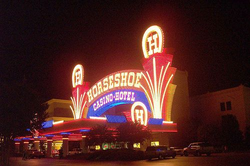 Horseshoe Casino, Tunica, MS...1500 slots, 70 tables, great buffet.
