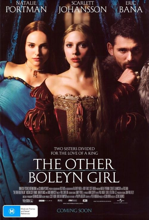 The Other Boleyn Girl (2008). Well, I never! Stellar cast, was gripped by the story