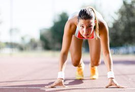 Good sprinting speed is an asset to nearly every athlete. You might feel that you cannot get faster, but speed can be improved in most athletes. The key to having good sprinting speed is to use the most efficient form. There are many drills that, with practice, can improve your form and make you sprint faster.