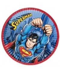 Superman Tabak 8 Adet