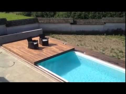 1000 ideas about poolabdeckung on pinterest metallbau for Gartenpool holz