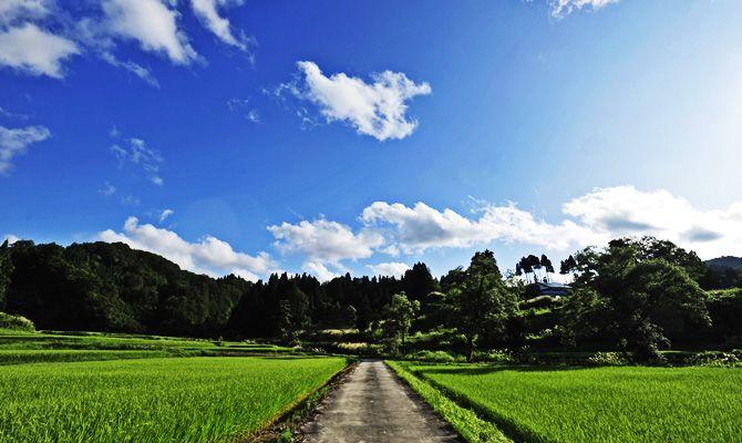 美しい日本の原風景