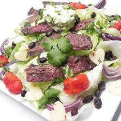 Mexican Steak and Veggie Salad - Allrecipes.com