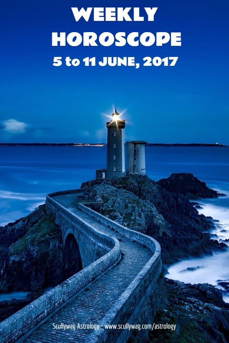 Weekly horoscope june 5 to 11 2017