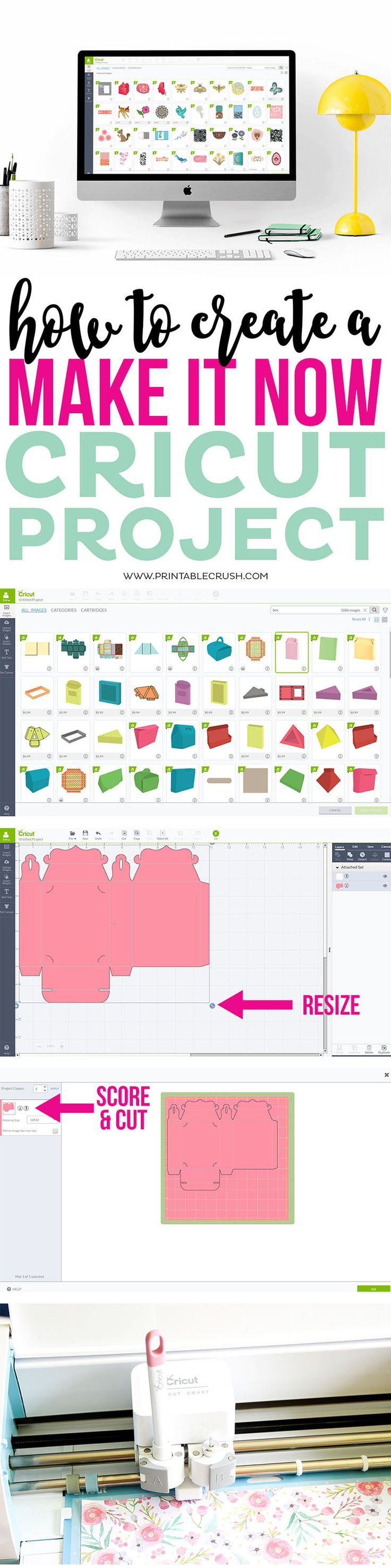 Cricut Design Space Has A Huge Library Of Amazing Graphics Use This  Tutorial To Learn