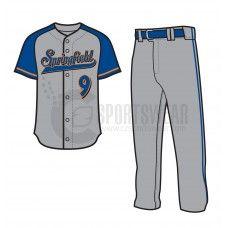 Custom Uniforms - Sublimated Baseball Jerseys Suppliers