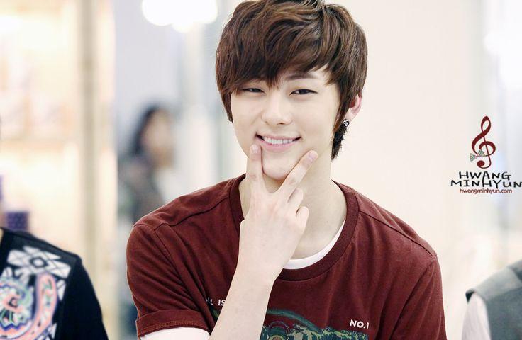 Happy birthday to Nu'est's Minhyun Birthday: August 9, 1995 American age: 21 International age: 22