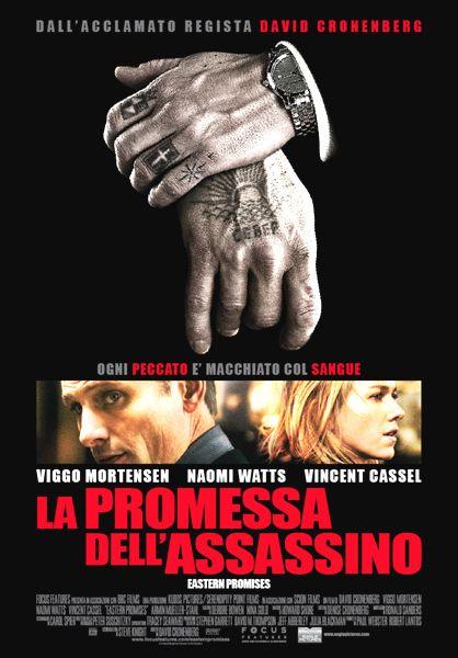 Cronenberg affronta la questione morale in un noir teso e potente GUARDA su http://www.mymovies.it/anicaondemand/