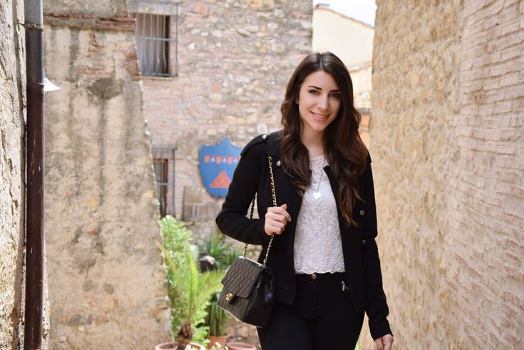 Fashion blogger Umbria, Alessia from Fleur d'Hiver visits Montoro