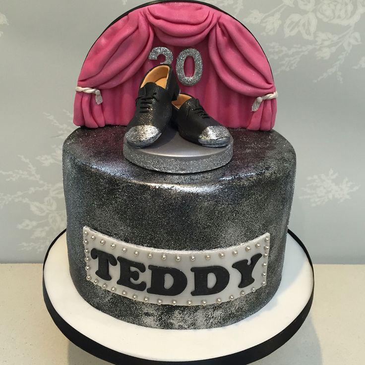 Shoe Birthday Cake Images