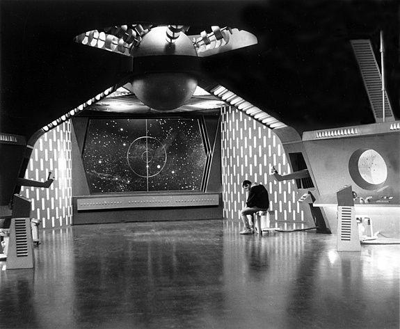 Sci-Fi Spaceship Helps Launch NYC Art Museum Exhibit