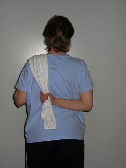 Shoulder Tendonitis Exercises, Exercises to reduce your shoulder joint pain.