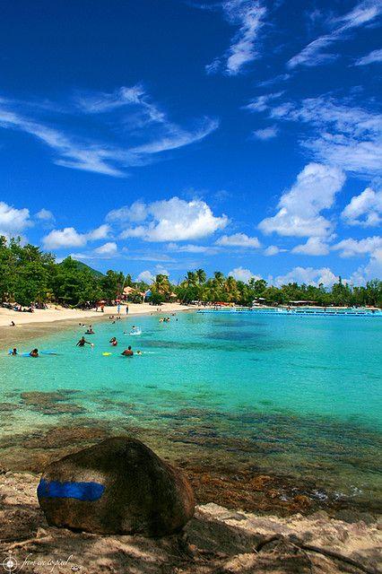 Sainte Luce - Martinique, Caribbean