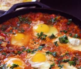 Recipe Shakshuka by lynette - Recipe of category Main dishes - vegetarian