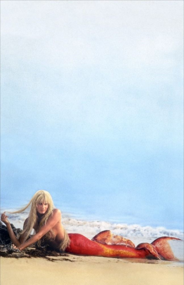 Splash - Daryl Hannah, one of the movies from my childhood, 80s were the best !