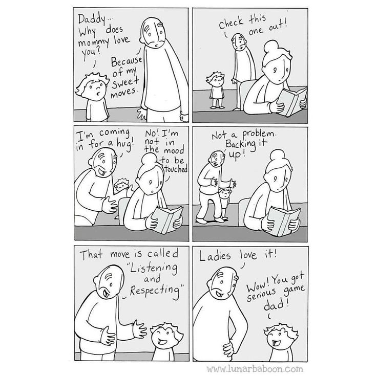 "18.8k Likes, 229 Comments - @lunarbaboon on Instagram: ""New comic! SWEET! Tag someone with the sweetest moves! www.lunarbaboon.com"""