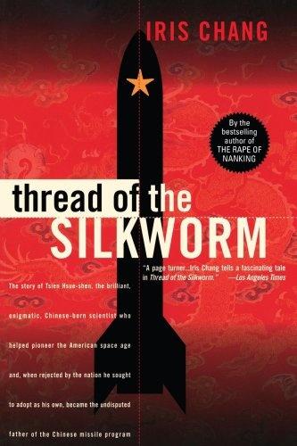 Bestseller Books Online Thread Of The Silkworm Iris Chang $13.83  - http://www.ebooknetworking.net/books_detail-0465006787.html