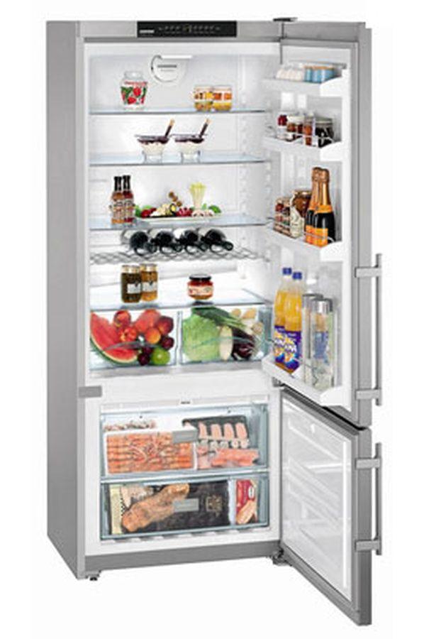 Refrigerateur congelateur en bas Liebherr CNPESF4613 INOX