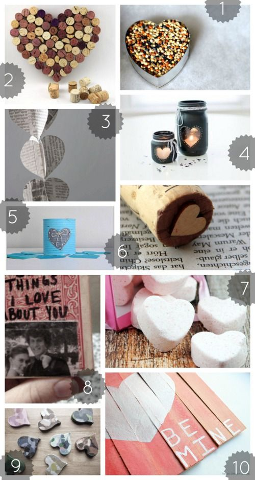 A collection of easy eco-friendly tutorials just in time for Valentine's Day.   http://blog.ecoetsy.com/2014/02/eco-tutorials-…ines-day-gifts/htm: Valentine