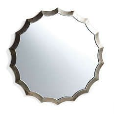 Traditional Wall Mirrors - Contemporary Wall Mirrors - Grandin Road