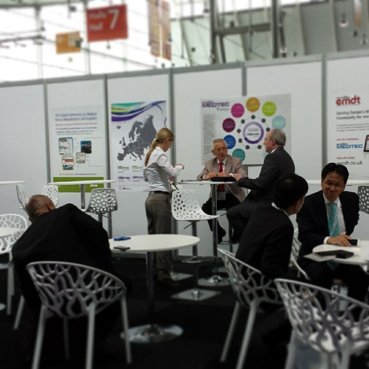#networking at #medteceurope #medteclive