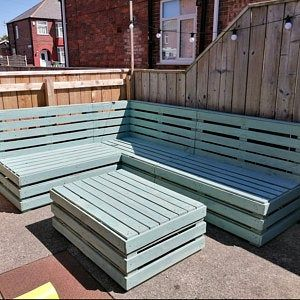 Pin On Pallet Chairs