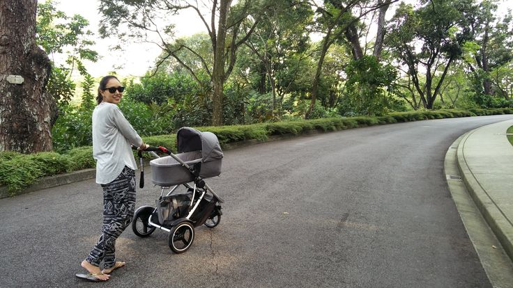 looking pretty with the phil&teds dash stroller and snug carrycot. the perfect combination to adapt&survive your parenting day with a newborn!