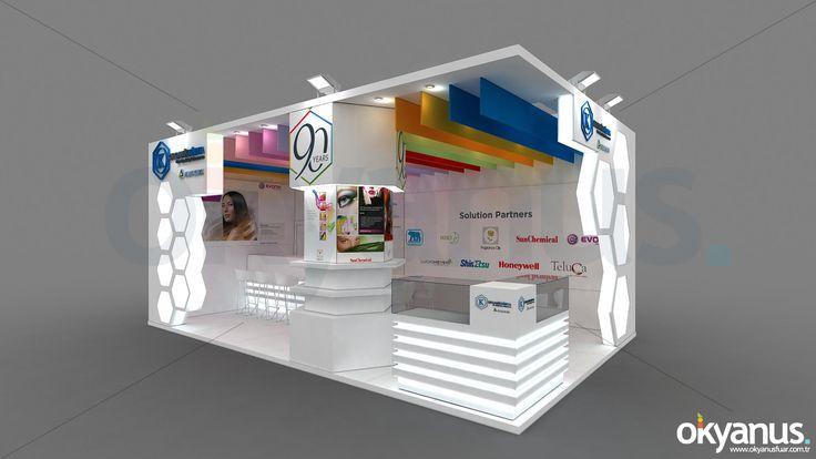 Organik Kimya Fuar Standı_Cosmetics&Home Care 2015/İstanbul #fuar #stand #fuarstandı #okyanus #okyanusstand #okyanusfuarcılık #standtasarım #exhibition #exhibitiondesign #boothdesign  #okyanusfuar