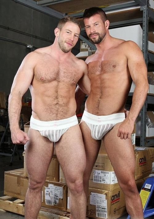 Sexy gay real men group bondage aaron finds 3