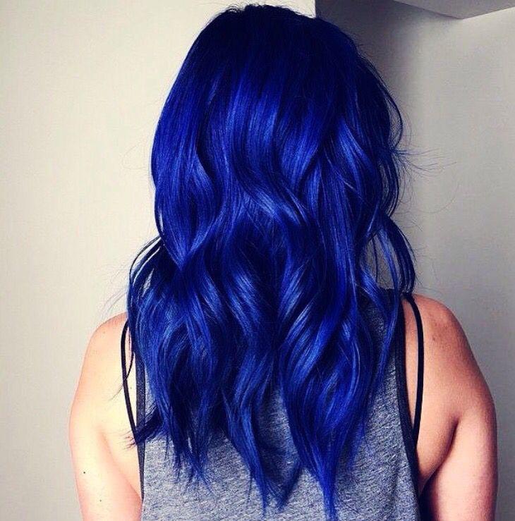 Best 25+ Dark blue hair ideas on Pinterest | Dark blue ...