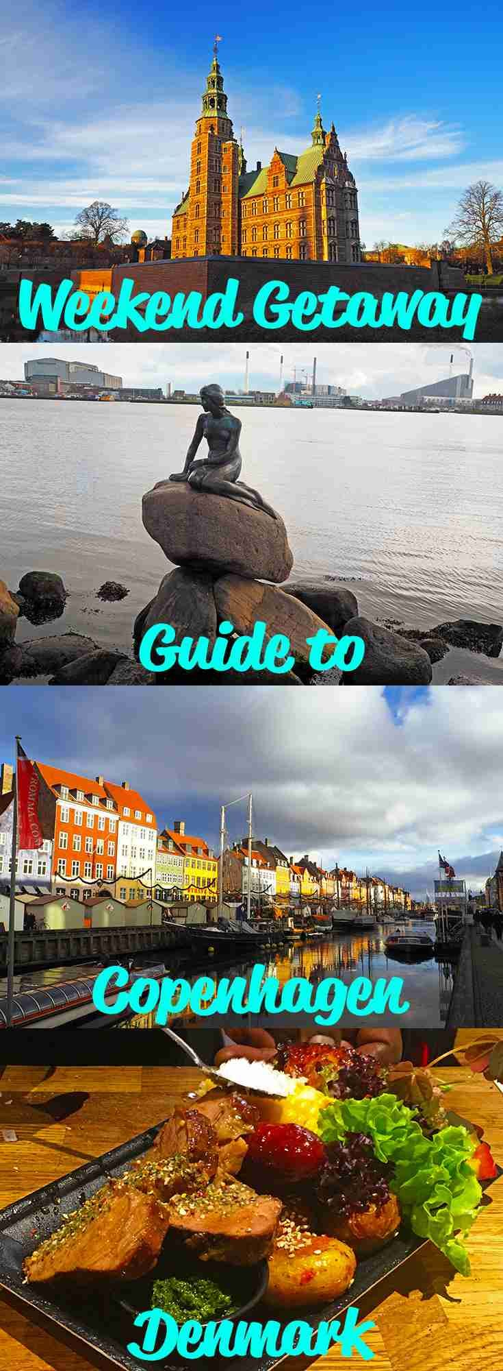A long weekend getaway guide to Copenhagen – WhodoIdo: Explore the hip and cool city of Copenhagen. Only a short flight from Europe, making Copenhagen perfect for a long weekend break. Explore the city by bike, visit the castles, ride the thrilling rides in Tivoli Gardens and sample the divine food Copenhagen has to offer.