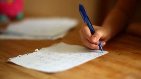 O fetiță a sunat la Poliție să o ajute cu tema la matematică. Cum au reacționat oamenii legii