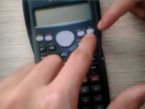 3 increibles Trucos con calculadora casio fx-82MS.mp4 - https://www.youtube.com/watch?v=m7iGPOECt7M tips atajos
