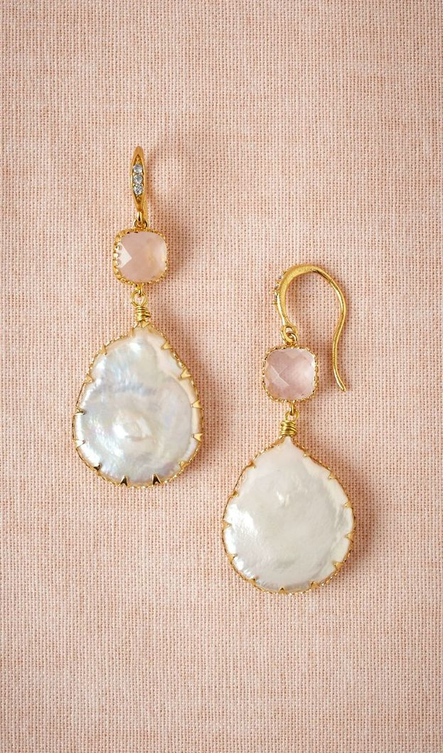 BHLDN  Coin Pearl Drops