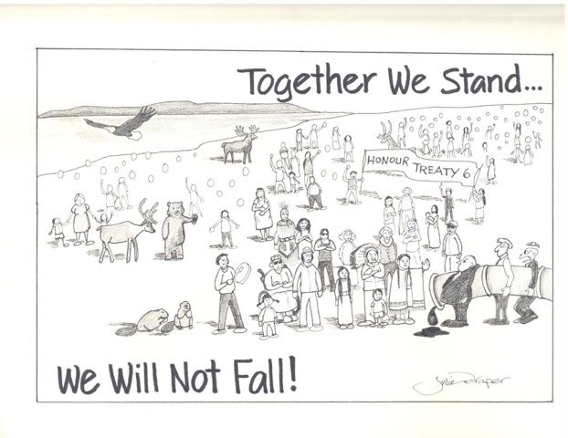 Together We Stand - Grrrowd