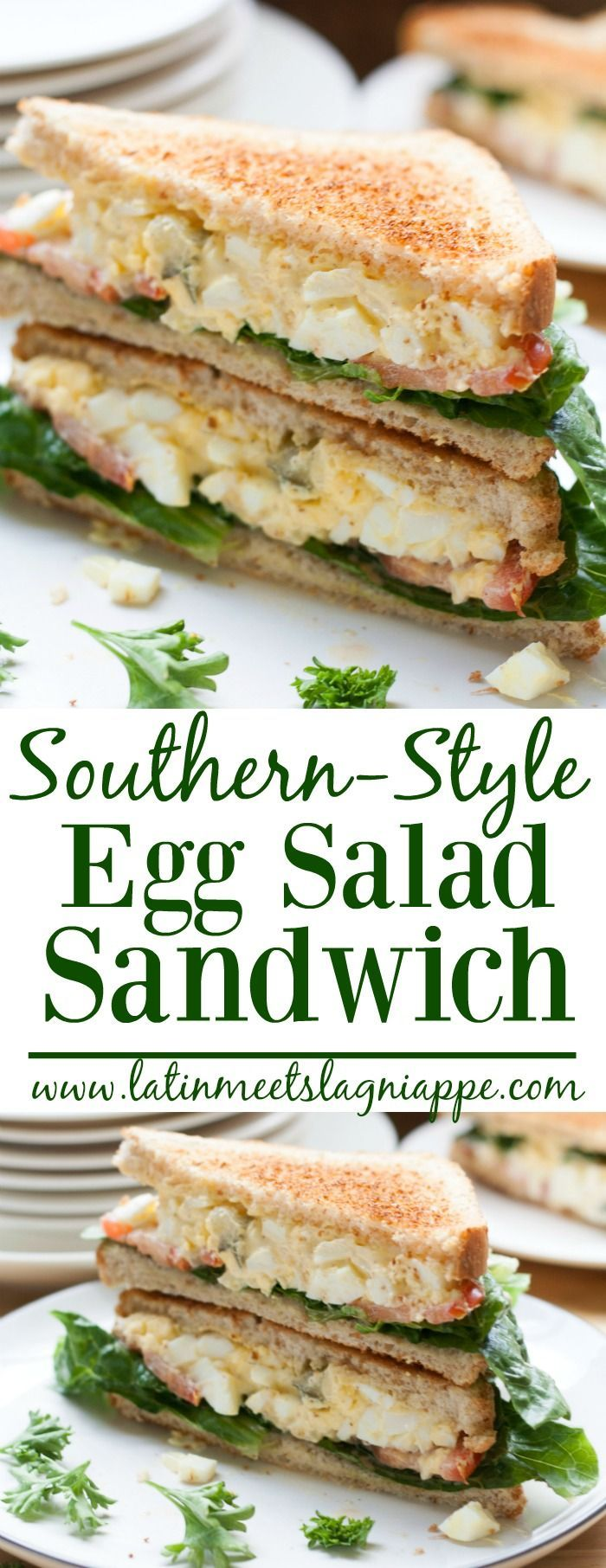 southern style egg salad sandwich egg salad sandwiches southern style ...