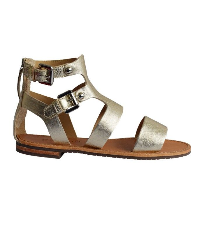 Sandalia Geox D722CG ORO | Zapatos on-line al mejor precio