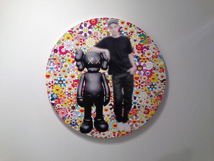Takashi Murakami Portrait Series | Highsnobiety