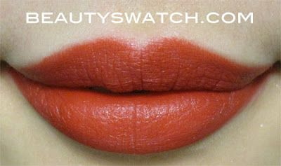 NARS Pure Matte Lipstick – Vesuvio | Beauty Swatch