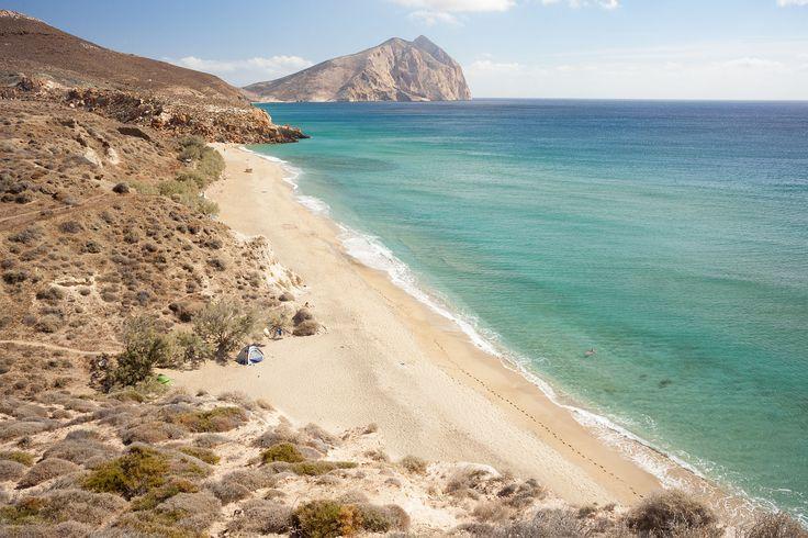 Roukounas Megalos beach