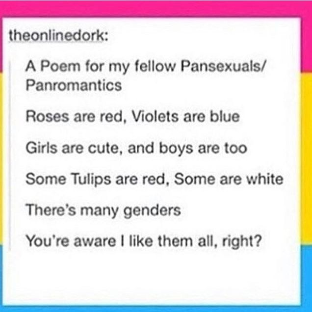 Pansexual Pride day yall!!! by the_medics_tardis