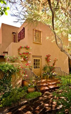Inn on the Alameda in Santa Fe.  This is where my husband and I stayed on our honeymoon!