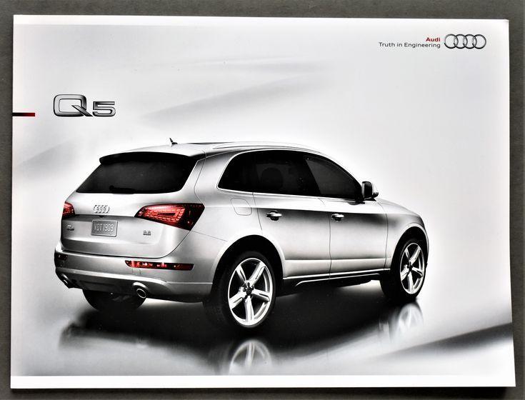 2010 Audi Q5 In 2021 Audi Q5 Car Brochure Audi