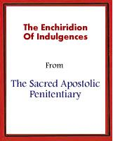 How to gain Plenary Indulgence