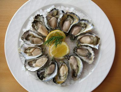 Mollie Stone's Markets - Recipe: Whole Steamed Oysters