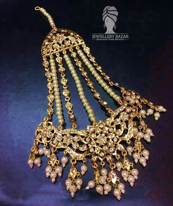 #GoldenBased#StonesStudded#Hyderabadi#Jhumar  Available in different colors and designs CODE: ET 010 Price: 2200 #Cashondelivery For placing your order inbox or CALL us at: 0312-8748677 Whatsapp: 0345-2613601
